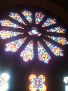 rose window